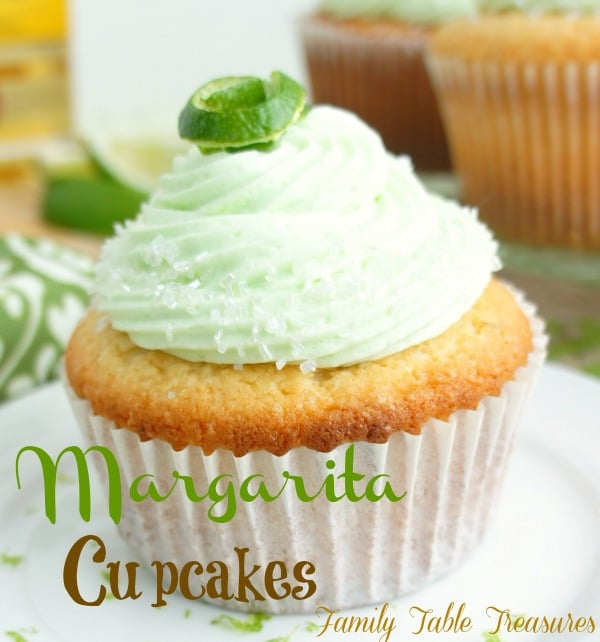 Margarita Cupcakes Featured On Cupcake Wars Family Table Treasures
