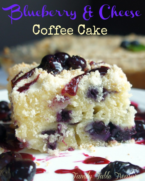 blueberry cream cheese coffee cake blueberry amp cheese coffee cake family table treasures 1970