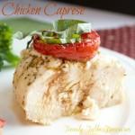 Chicken Caprese
